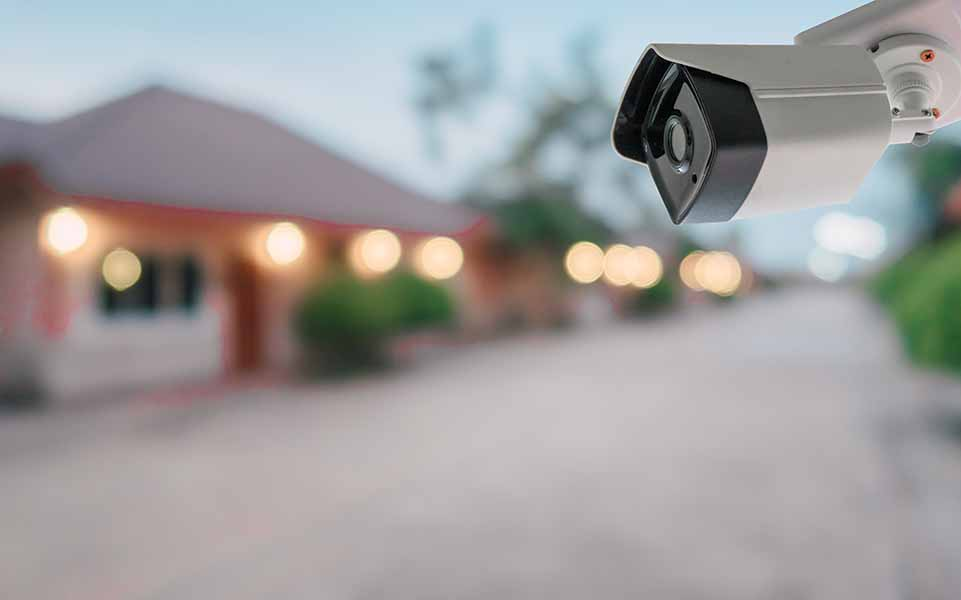 Home Security System Camera - Outside in Fort Wayne,  IN