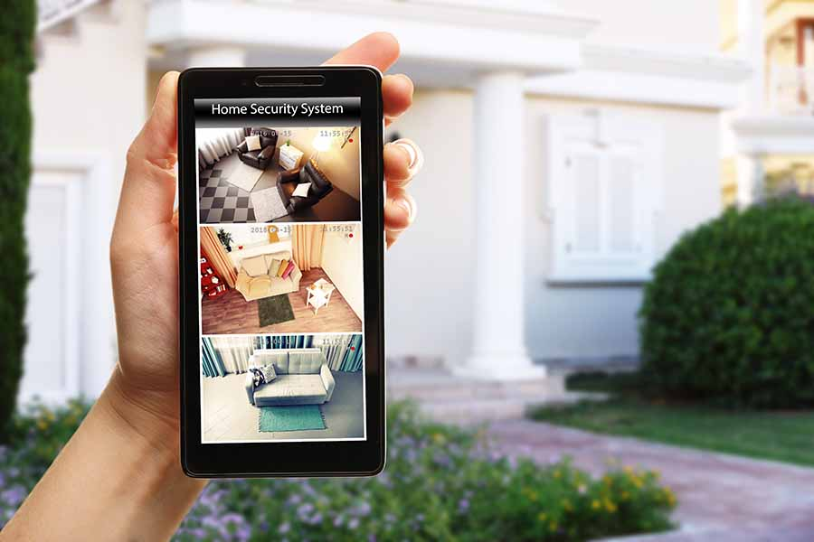 Business Security System - App control in Fort Wayne,  IN